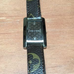 Louis Vuitton vintage watch